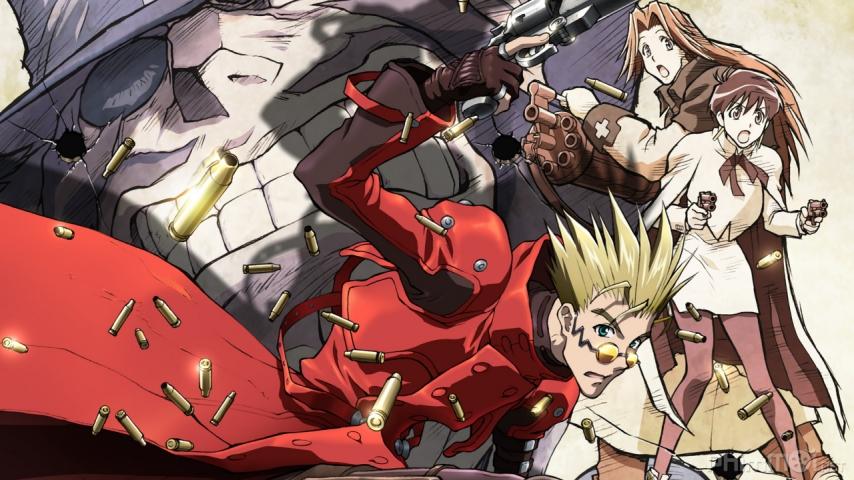 Anime Series Like Trigun