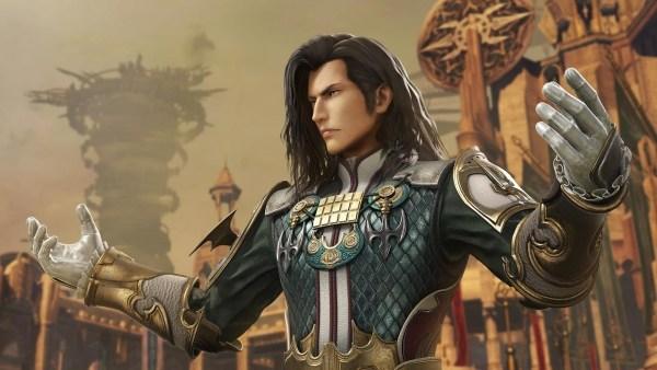 Dissidia Final Fantasy NT recibirá a Vayne Carudas Solidor como DLC el 26 de abril