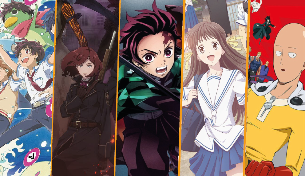 5 Spring 2019 Season Anime Series You Should Watch This Summer - Niadd