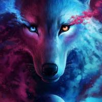 wolf nightmare art