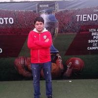Boris Campos Rebolledo