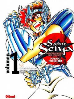 Saint Seiya Edición Kanzenban